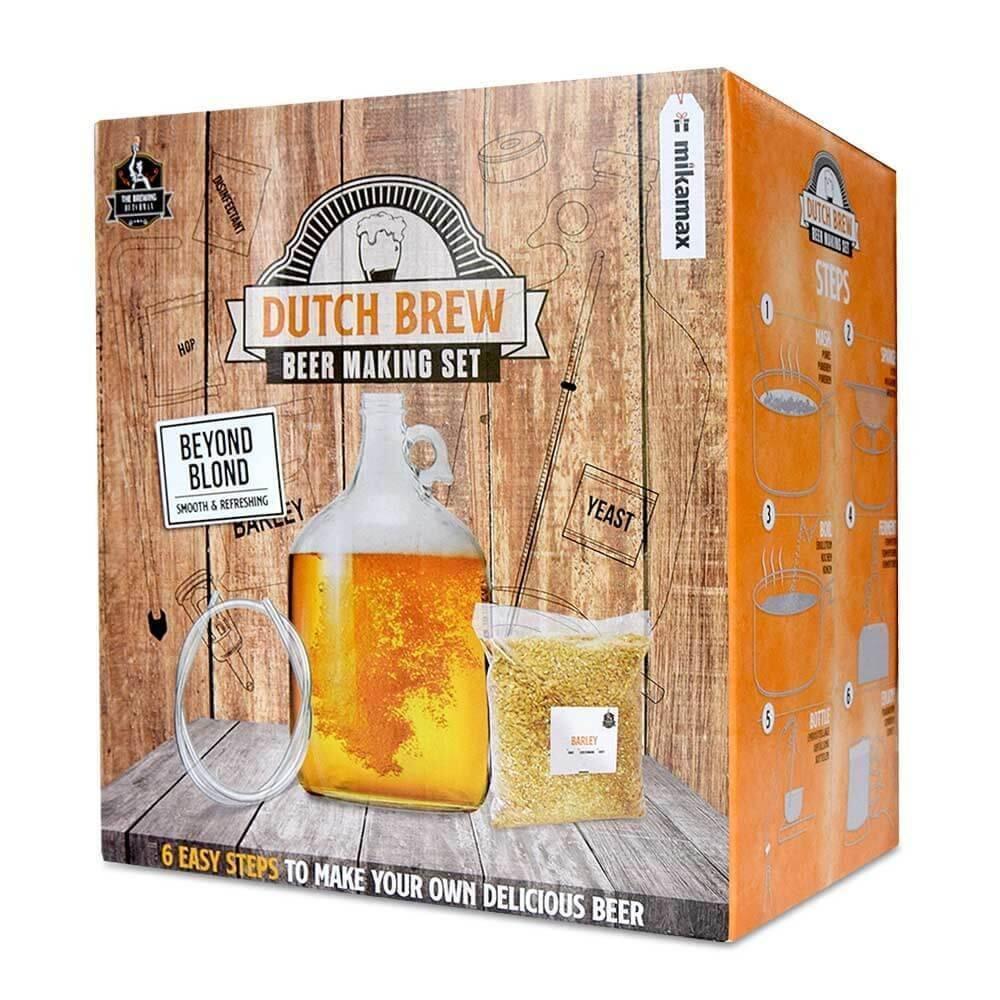 Kit Bière Blonde à Faire Soi-Même