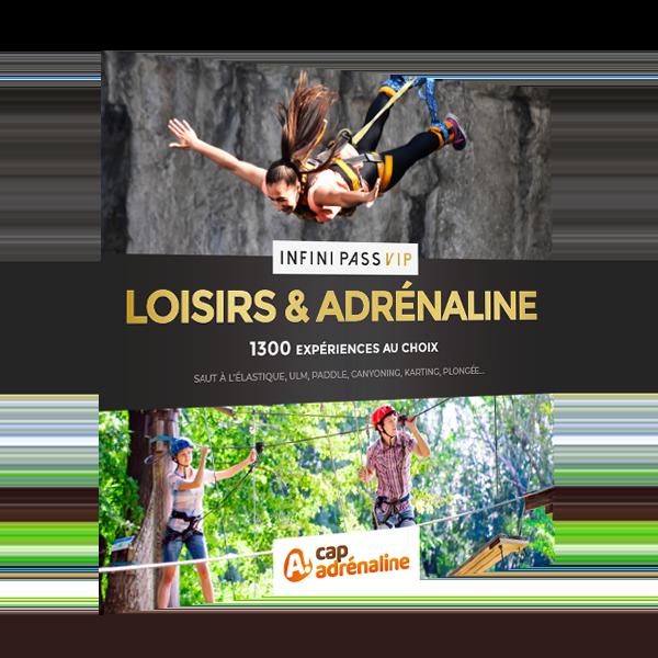 Infini Pass VIP Loisirs & Adrénaline