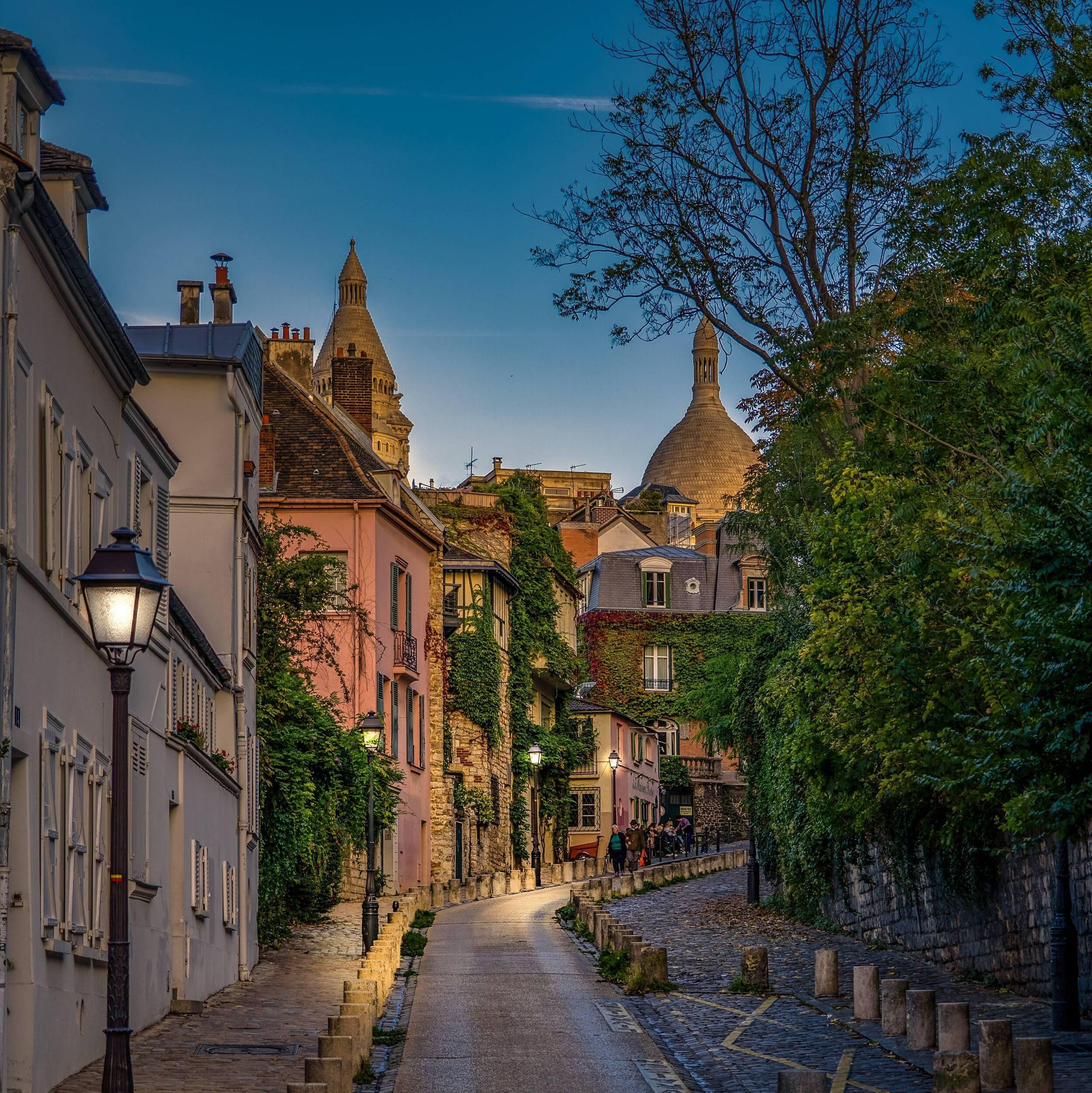 Visite privée guidée de 2 heures en couple à Paris !