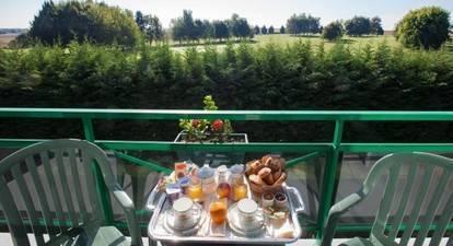 Séjour golf dans un hôtel 4* près de Beaune