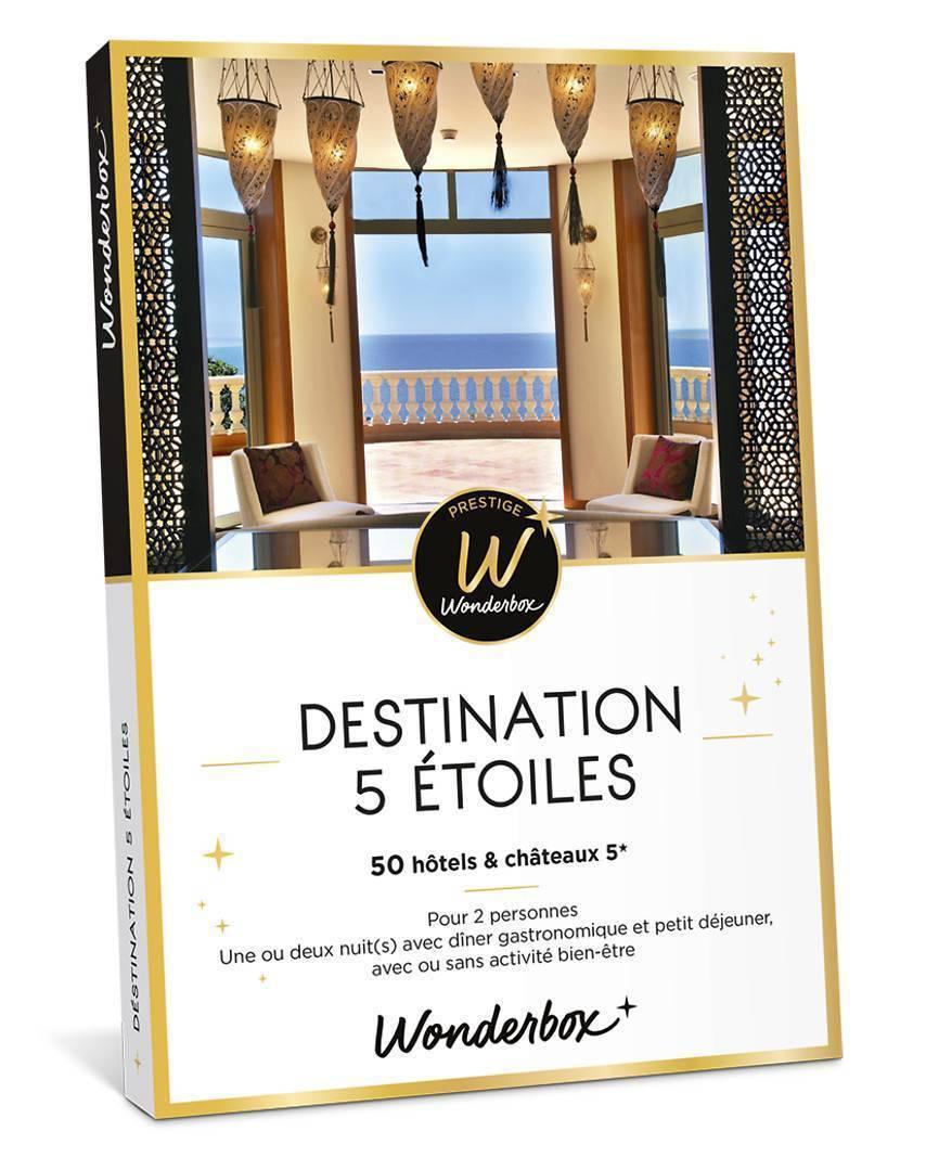 Week-End Destination 5 étoiles