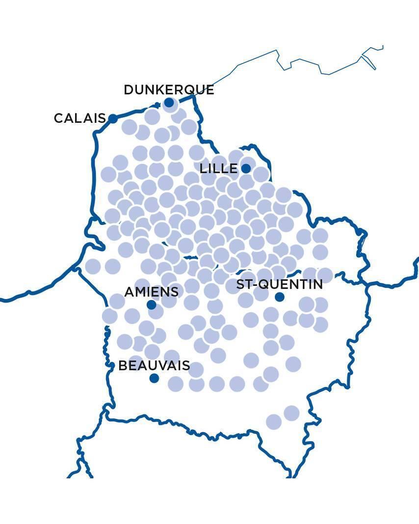 Coups de cœur en Hauts-de-France