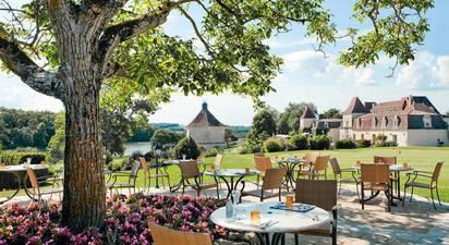 Séjour golf et spa au château des Vigiers en Dordogne