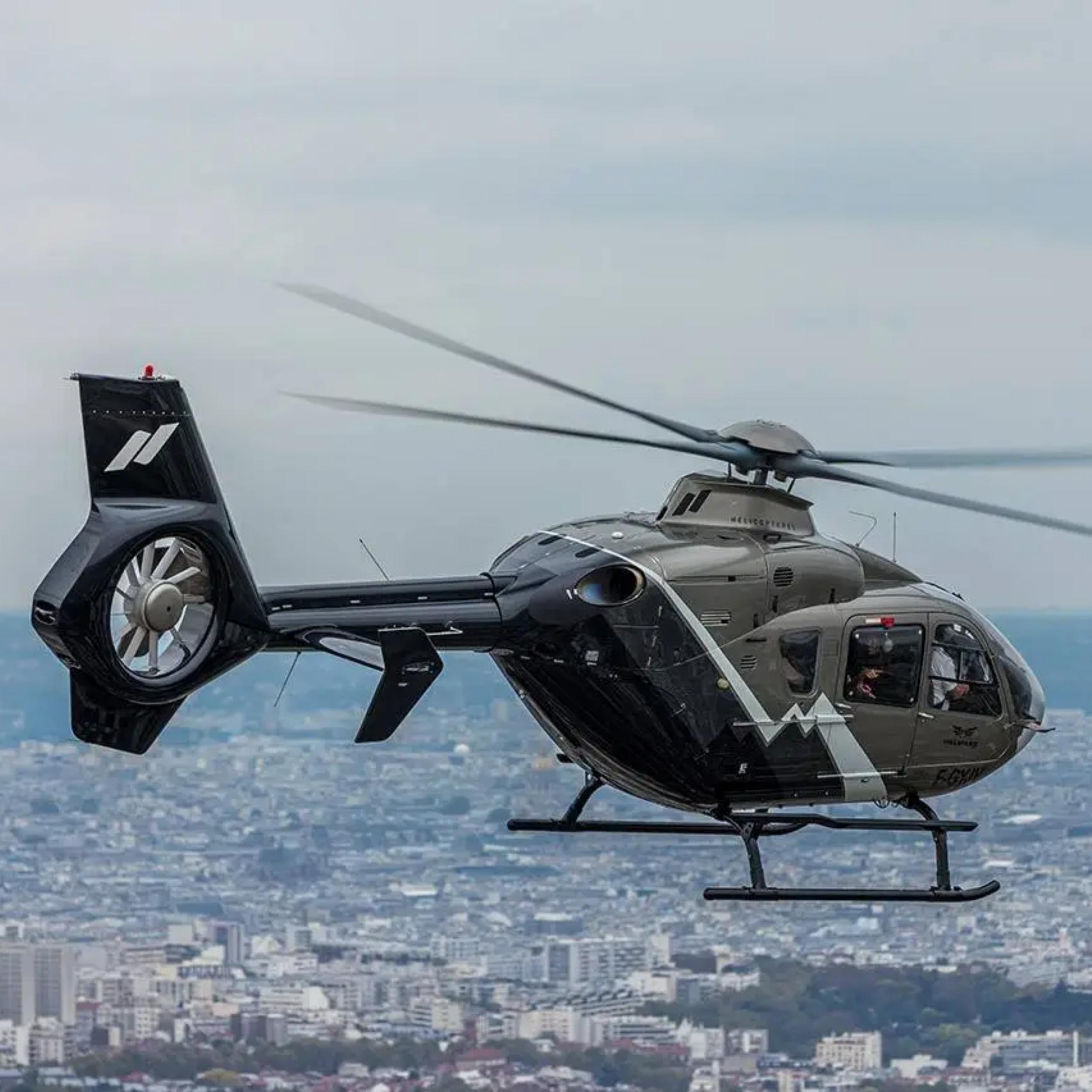 Vol en hélicoptère Paris - Versailles ! (EN COUPLE)