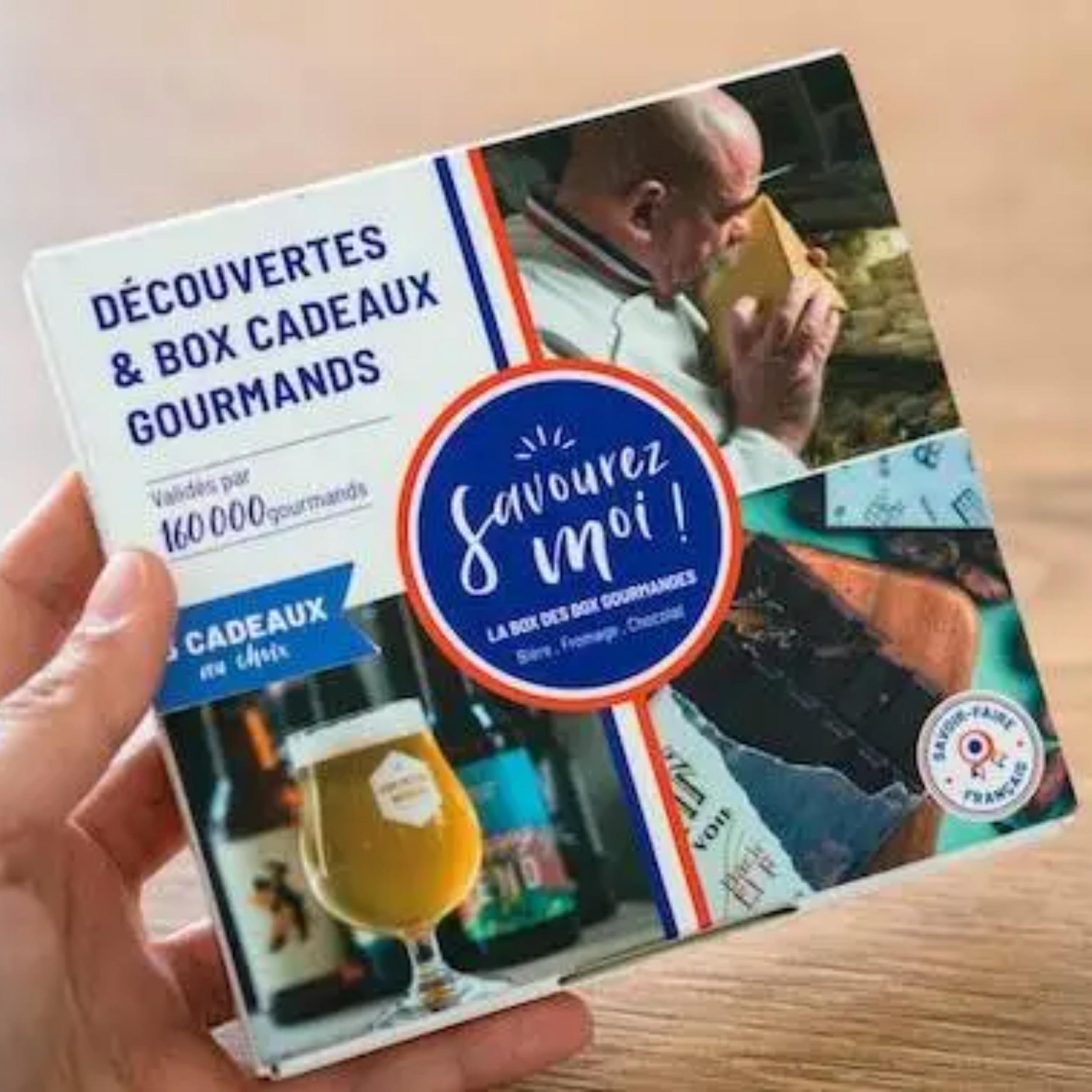 Box Savourez-moi : la box des box gourmandes