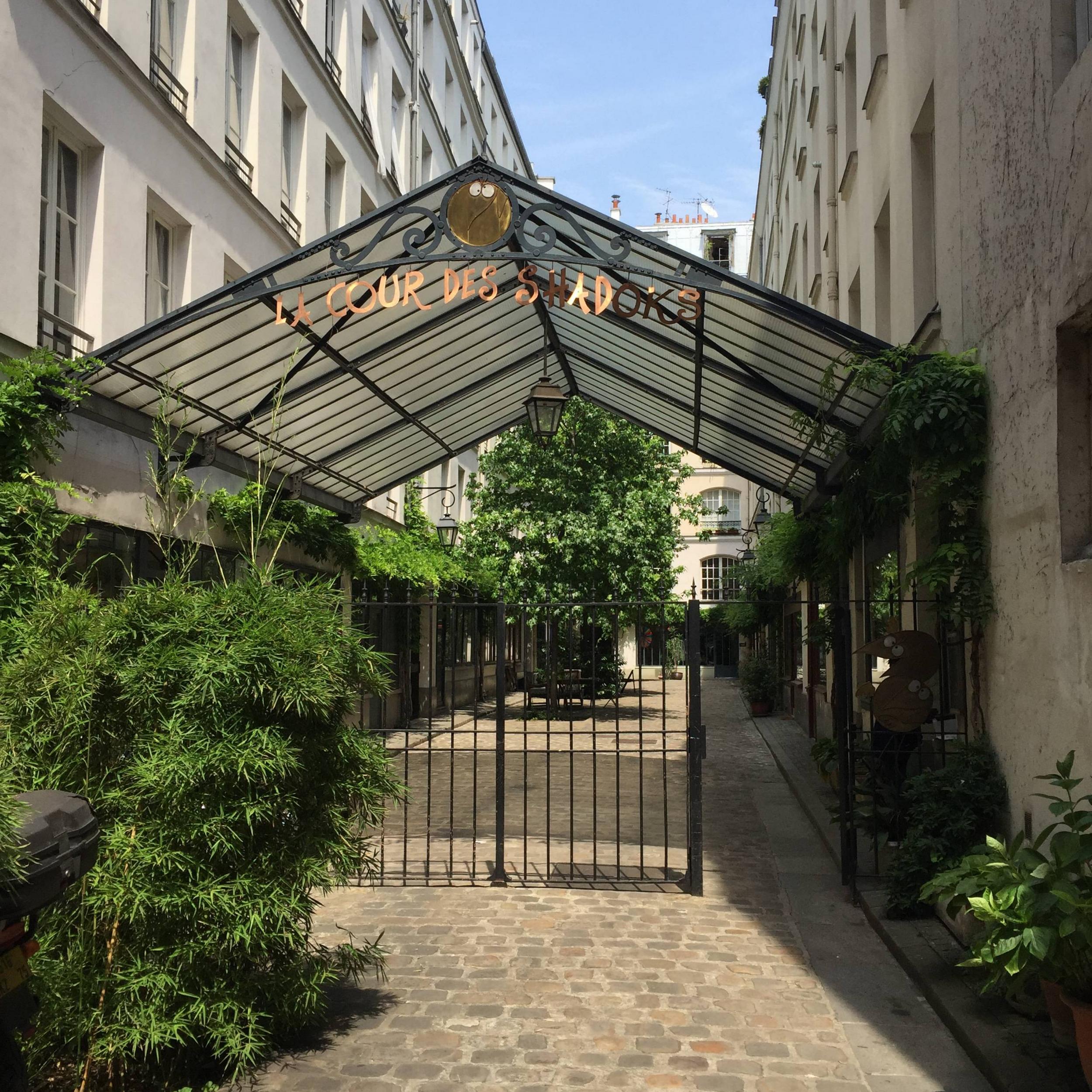 Visite guidée sur place à Paris : Artisanat au Faubourg Saint-Antoine