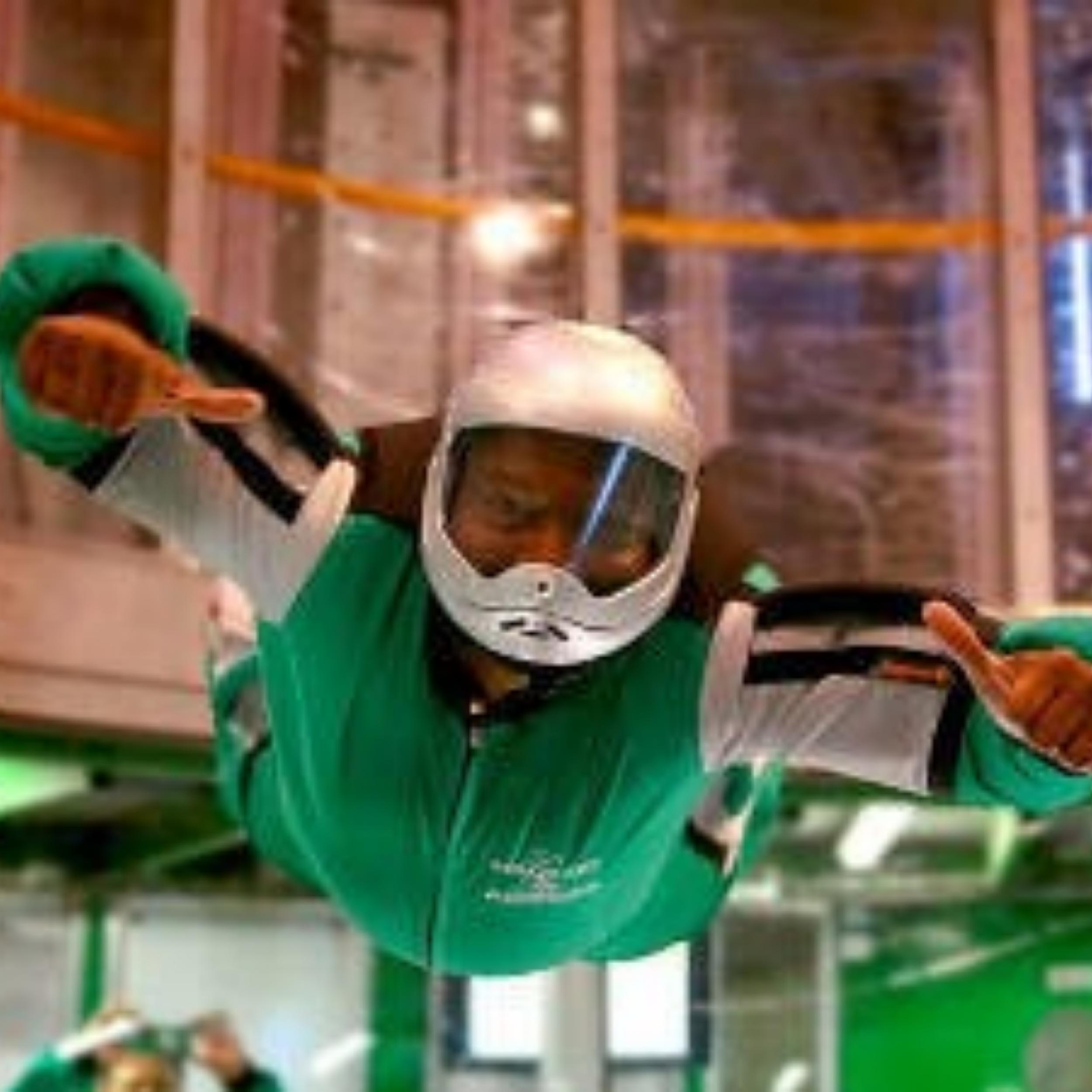 Simulateur de chute libre près de Paris Ouest