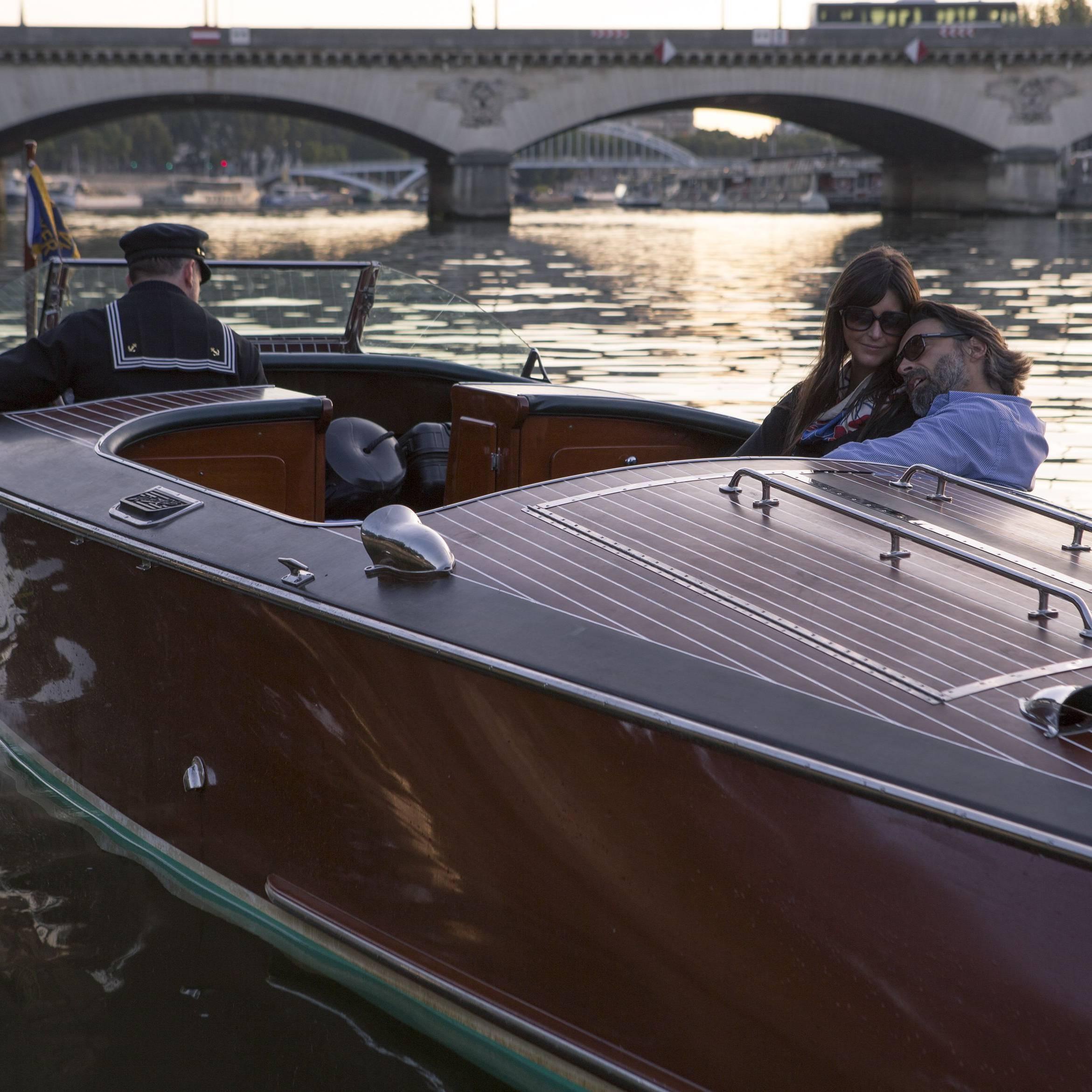 Croisière privée d'exception à faire en couple sur la Seine à Paris !