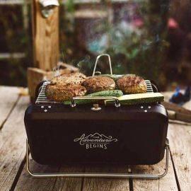 Mallette Barbecue Aventure