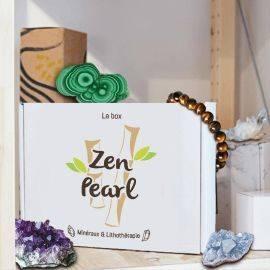 Découvez la Box ZenPearl minéraux et lithothérapie !