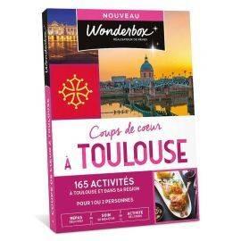 Coup de cœur à  Toulouse