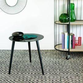 Table d'Appoint Vinyle