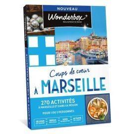 Coups de cœur à Marseille