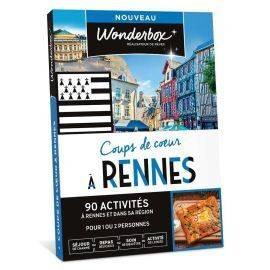 Coups de cœur à Rennes