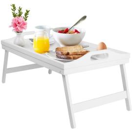 Plateau de table de petit déjeuner
