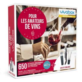 Pour les amateurs de vins