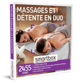 Massages et détente en Duo
