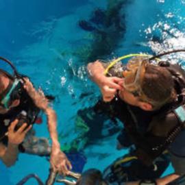 Baptême de plongée sous-marine près de Paris