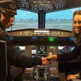 Simulateur de vol sur Airbus A330 à Paris