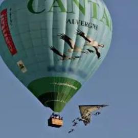 Vol avec les oiseaux en Montgolfière (2 Pers)