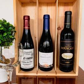 Box Coffret Les vins de l'été (en demi-bouteille)