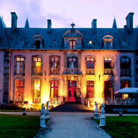 Week-end de charme dans un château à Saint-Malo
