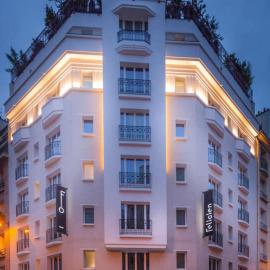 Week-end détente dans un hôtel design au coeur de Paris