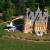 Survol des Châteaux du Beaujolais en Hélicoptère depuis Villefranche en COUPLE